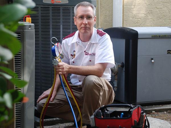 Residential HVAC Install Helper