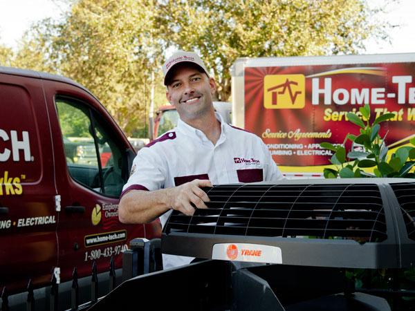 Lead Residential HVAC Installer